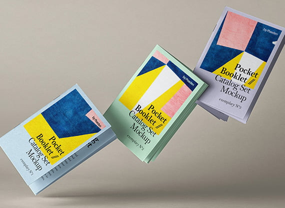 Booklet là gì? Sự khác biệt giữa một cuốn sách và Booklet